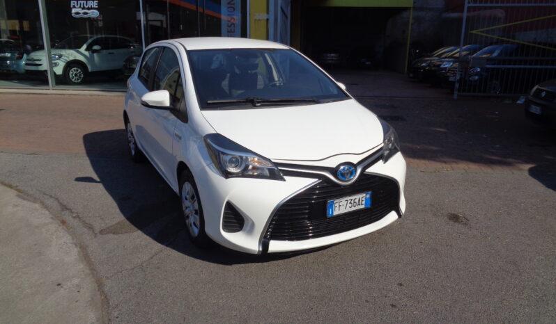 Toyota YARIS HYBRID COOL 1.5 5 porte – Rif. 736 pieno